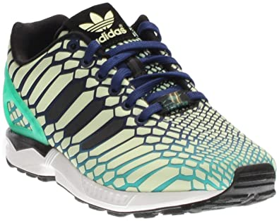 the best attitude 6875d 165d1 Amazon.com | adidas ZX Flux (Xeno) (Kids) | Sneakers