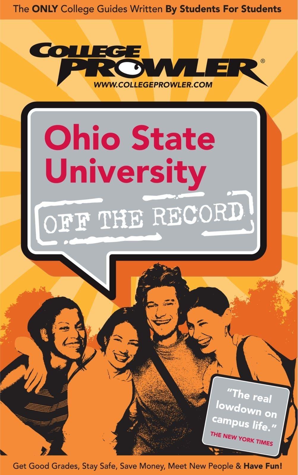 Amazon Com Ohio State University College Prowler Guide Off The