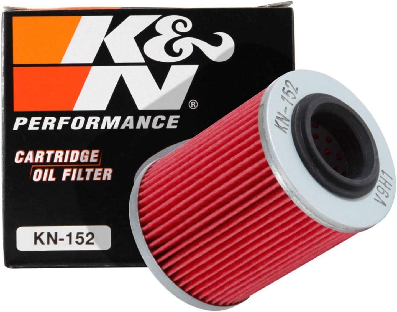 K N Kn 152 Motorrad Ölfilter Auto