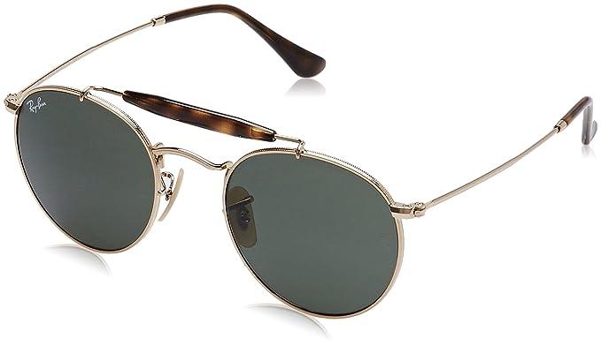 Ray-Ban 3747 Gafas de sol, Arista, 50 Unisex-Adulto: Amazon ...