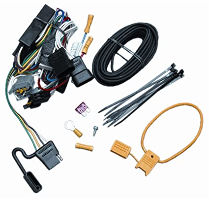 amazon com vehicle to trailer wiring connector for 99 03 ford rh amazon com 2001 ford windstar trailer wiring harness 2002 windstar trailer wiring