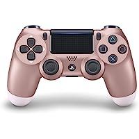 Controle Dualshock 4 - Playstation 4 - Rosa Dourado