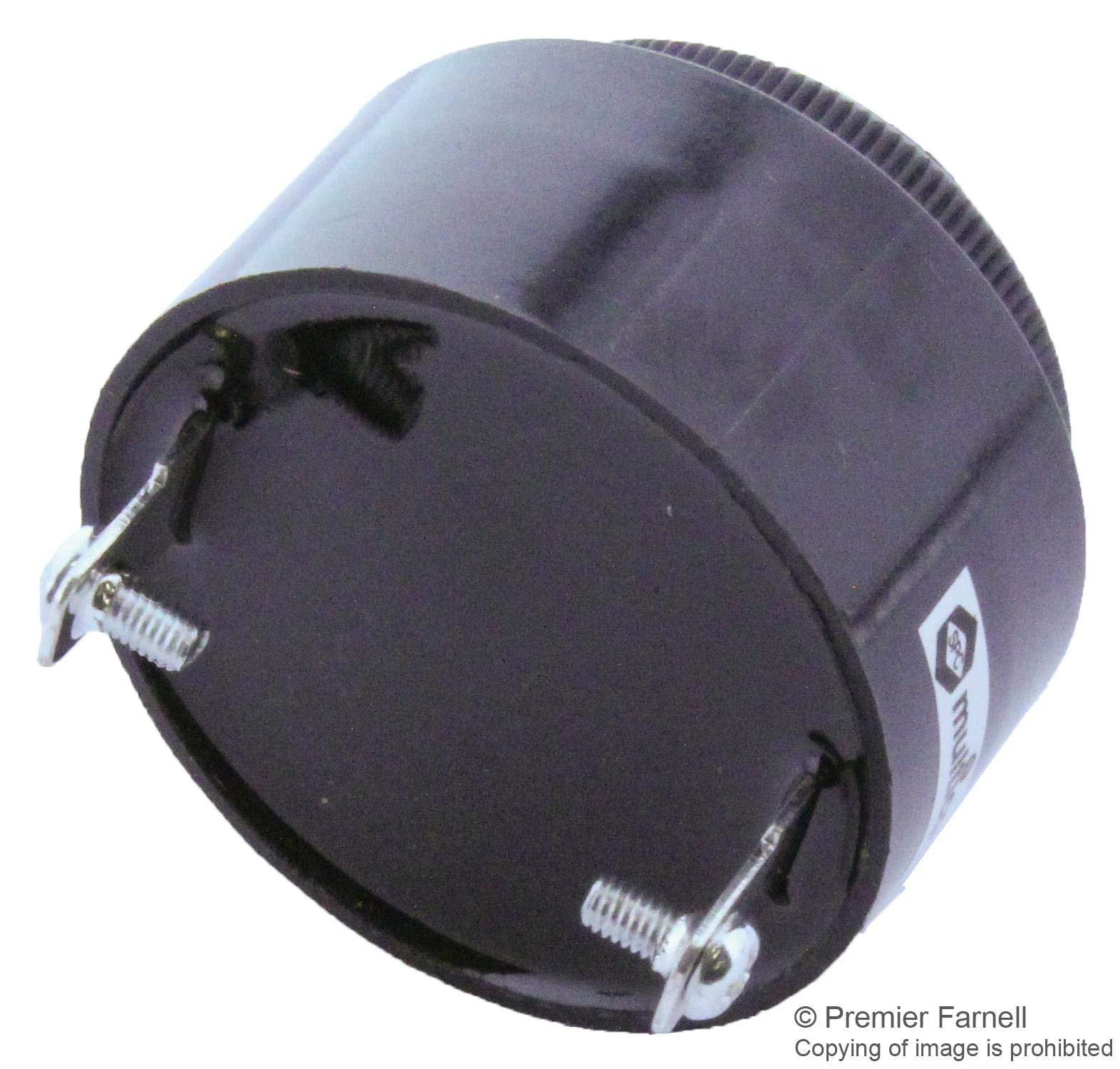 MCKPI-G4320-110VAC-3675 - Transducer, Piezo, Buzzer, Buzzer, Continuous, 100 V, 130 V, 20 mA, 95 dB (MCKPI-G4320-110VAC-3675) (Pack of 10) by MULTICOMP
