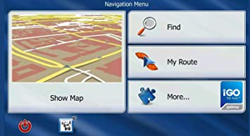GPS MAP IN SD CARD FOR WINDOWS CE NAVIGATION DEVICE