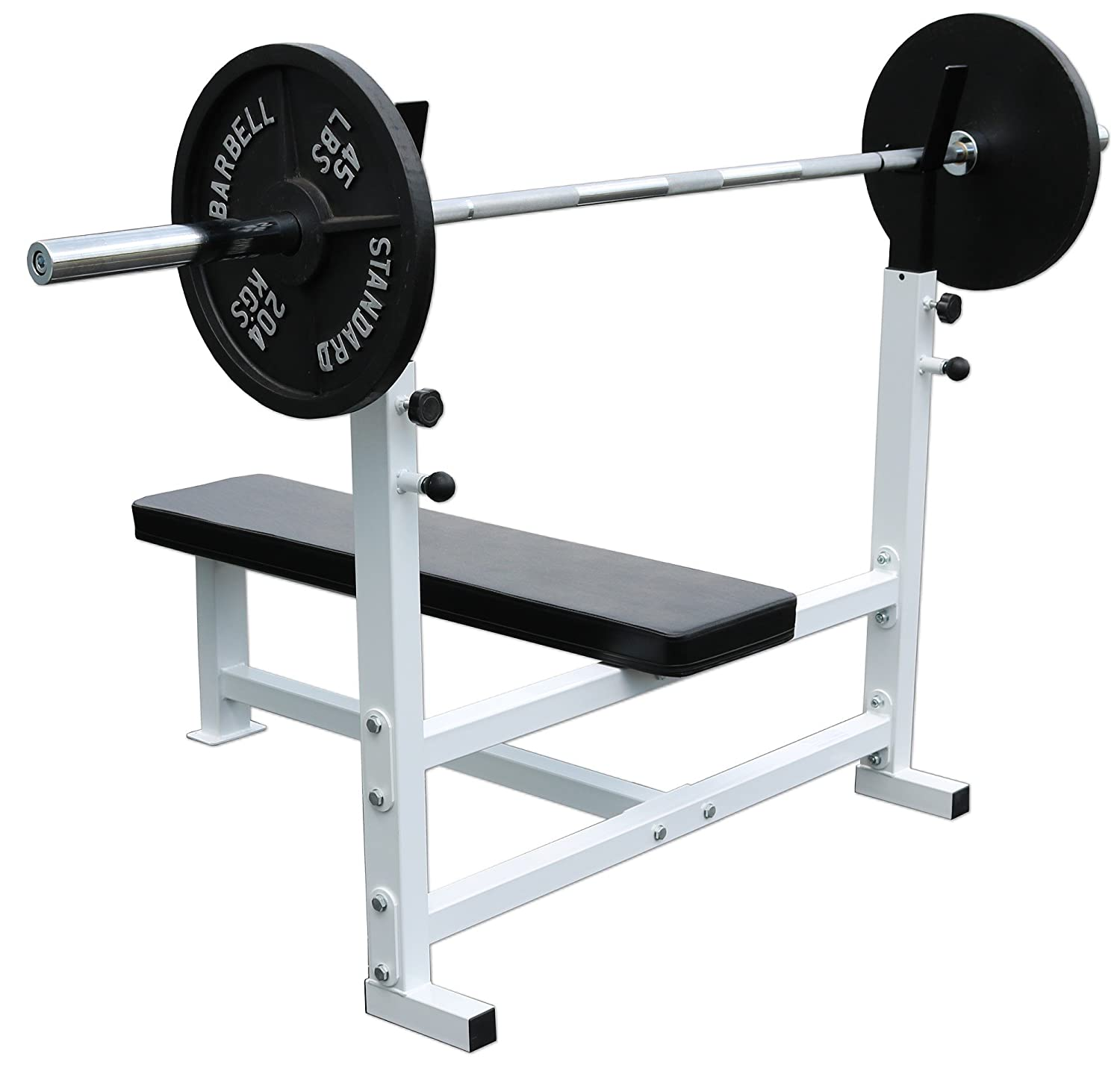 equipment bench gym weight york home machine product press barbell bar