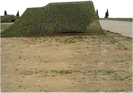 Red de Camuflaje para Jardín, Camuflaje Verde Red contra Incendios/Toldos Ignífugos para Patios 3m, para Jardín Grande Decoración Caza Ejército Aire Libre Ocultar Coche Cubierto, Varios Tamaños: Amazon.es: Hogar