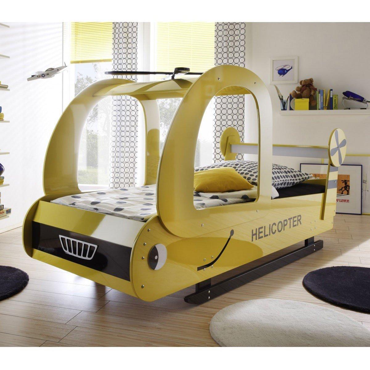 Kinderbett hubschrauber  Kinderbett