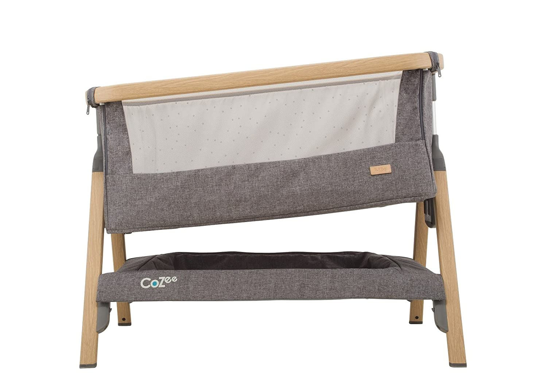 Auxiliar/Baby Cama/cama de viaje Cozee, antracita de Oak, 80,5 x 51 cm: Amazon.es: Bebé