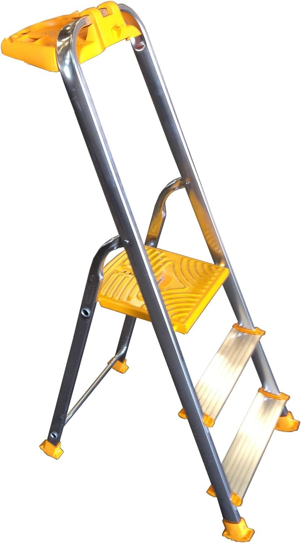 Altimat 01270803 - Escalera de mano (3 escalones): Amazon.es: Bricolaje y herramientas