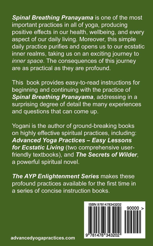 Spinal Breathing Pranayama Journey To Inner Space Ayp