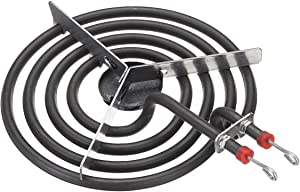 "ANTOBLE 6"" Coil Electric Range Burner Element for Whirlpool, Maytag MP15YA 660532, Frigidaire 316439801"