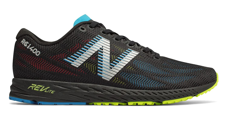 New Balance Men's 1400v6 Running Shoe B07B71Z8VP 12 D(M) US|Black/Polaris