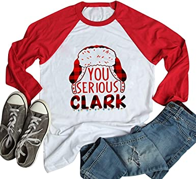You Serious Clark Adult Mens Sports Long Sleeve Sweater T Shirts