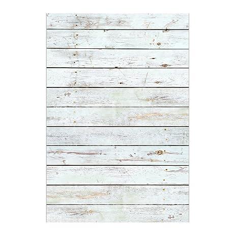 Muzi 150 X 220 Cm Sfondo Sfondo Bianco Legno Stracciato Light Board
