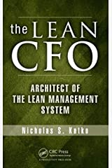 The Lean CFO: Architect of the Lean Management System Hardcover