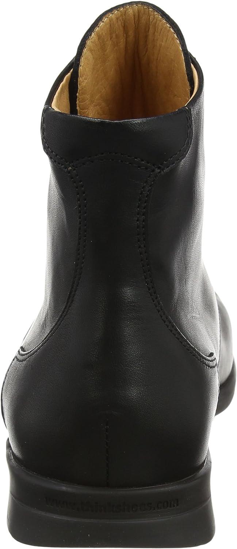 Think! Dames Pensa 989004 Desert Boots zwart zwart 00