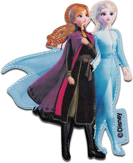 Disney © Frozen 2 Anna + Elsa La Reina de Hielo - Parches ...