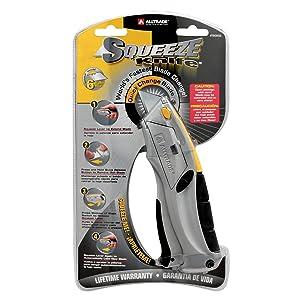 Alltrade 150003 Auto Loading Utility Knife