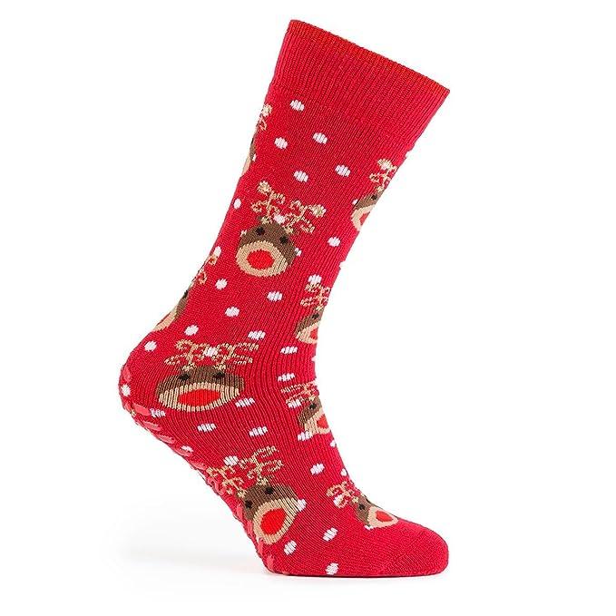 5d5e00b1c240 totes Ladies Original Slipper Socks (Twin Pack)  Amazon.co.uk  Clothing