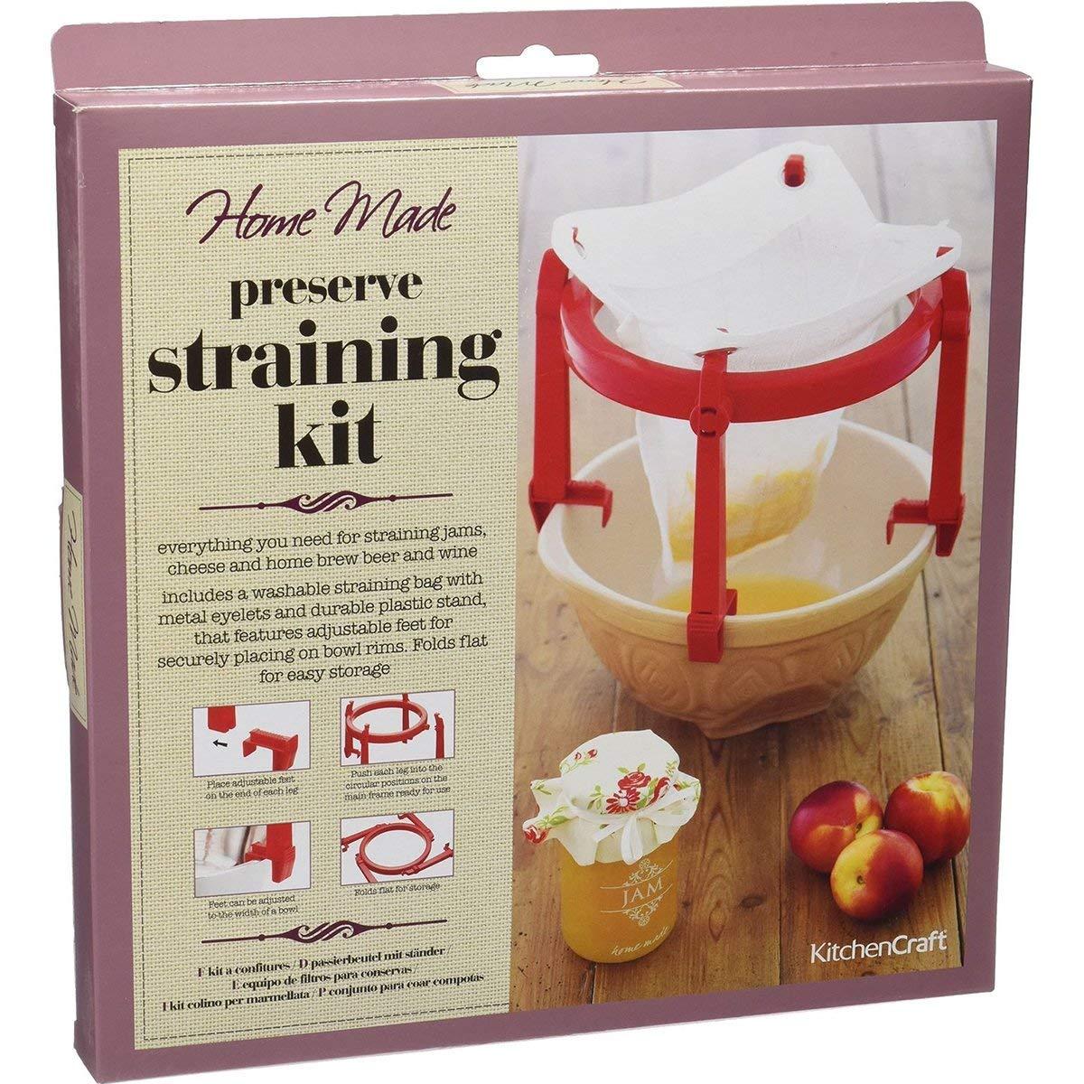 Kitchen Craft Passierbeutel Set