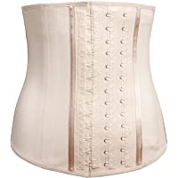 Lady Slim Fajas Colombiana Latex Waist Cincher/Trainer/Trimmer/Corset Weight Loss Shaper