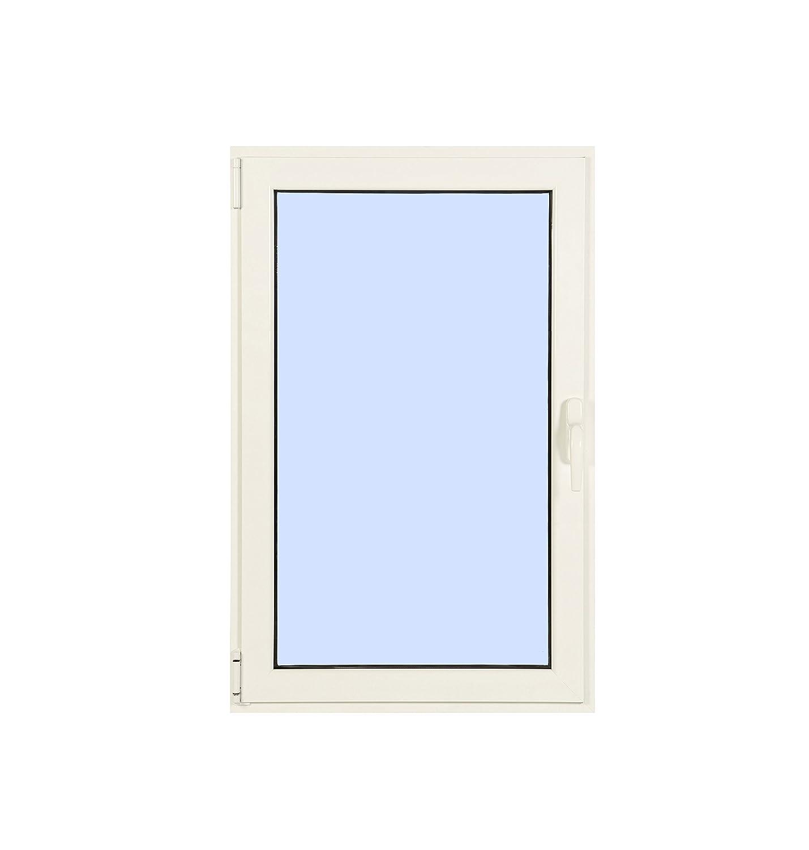 Ventana Aluminio Practicable Oscilobatiente Izquierda 500 × 1000 1h Ventanastock
