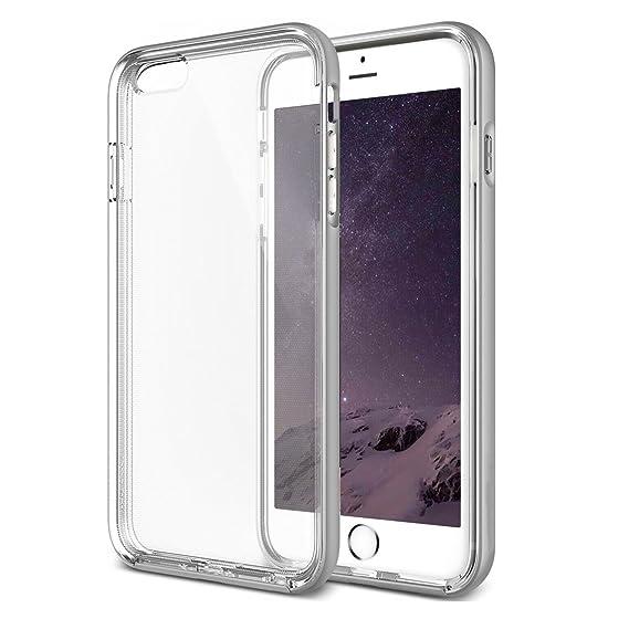 low cost a8a02 e23e2 iPhone 6s Plus Case , iPhone 6s Plus Clear Case, Shunjia Scratch-Resistant  Slim Bumper Cover Case for iPhone 6 Plus / iPhone 6s Plus (5.5 Inch) (Space  ...