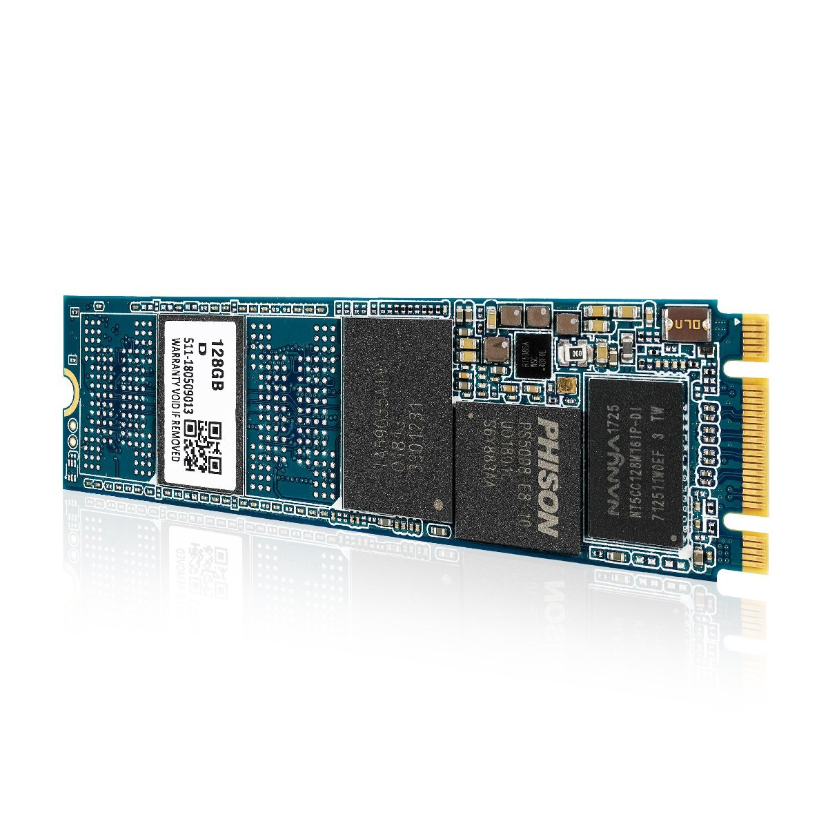 128GB SSD 3D NAND M.2 2280 PCIe NVME INLAND