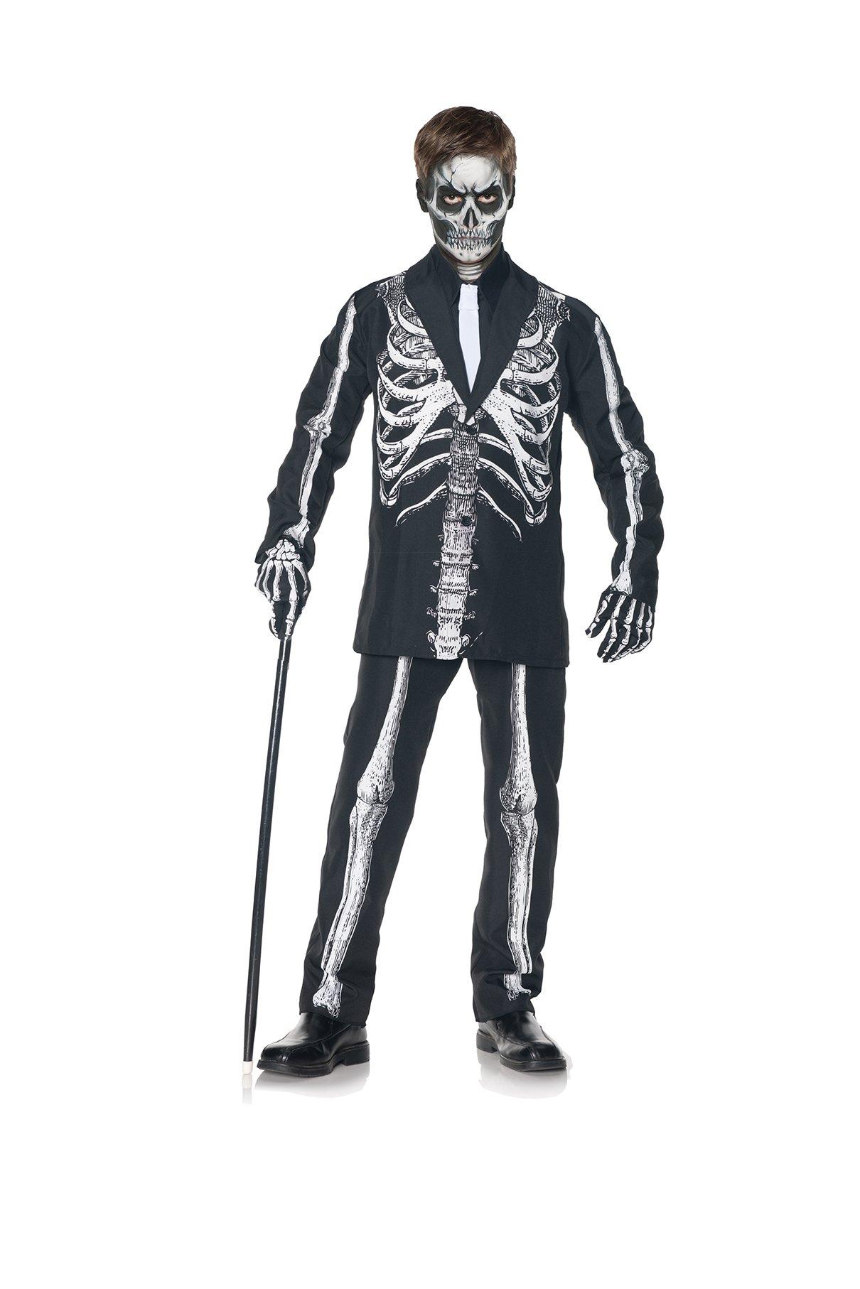 Underwraps Little Boy's Skeleton Suit Costume by Underwraps (Image #1)