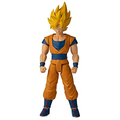 Dragon Ball Super - Super Saiyan Goku Limit Breaker 12 inch Figure: Toys & Games