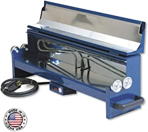 CURRENT TOOLS PVC Heater - Electrical Heater For PVC Conduit Bending with Reflective Interior & Carrying Handle - 450
