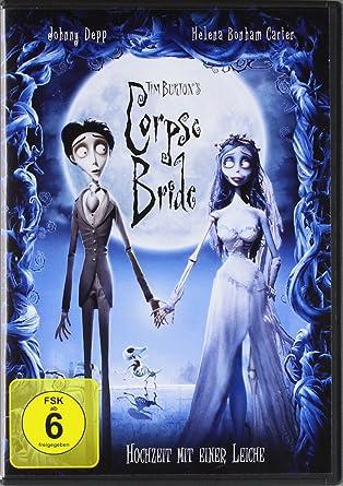 Tim Burtons Corpse Bride Hochzeit Mit Einer Leiche Amazonde