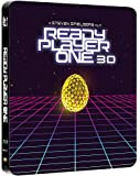 Ready Player One Blu-Ray 3d+2d Steelbook [Blu-ray]
