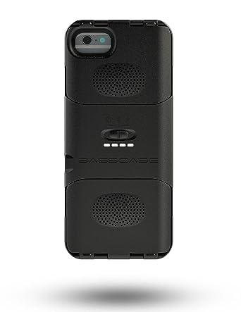 Amazon.com: basscase – iPhone carcasa de batería y altavoz ...