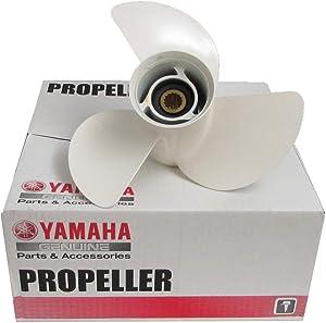 YAMAHA 6E5-45949-00-00; AL.Prop.13 5/8 X 13; 6E5459490000