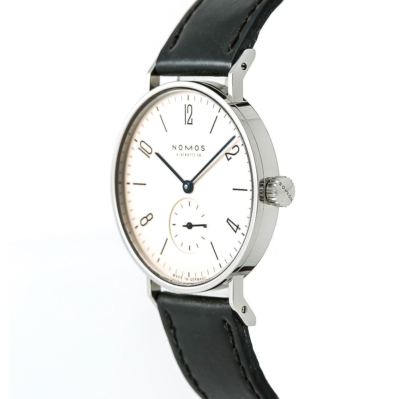 Glashutte Original Nomos mechanical-hand-wind Mens Reloj tangente (Certificado) de segunda mano: Glashutte Original: Amazon.es: Relojes