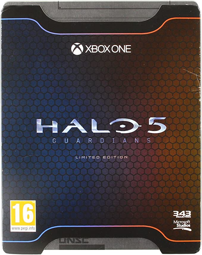 Halo 5 Guardians Limited Edition XBOX One Game [Importación ...