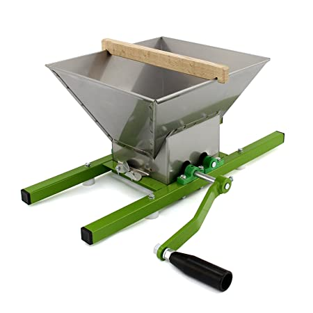 kukoo 7 litre fruit crusher portable pulper manual shredder