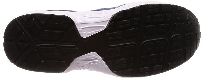 Mandom - Calzado de protección de Piel para hombre, color Gris, talla 26 cm