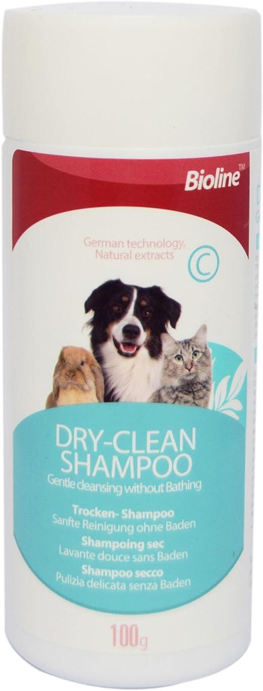 PetSol Champú seco para perros y gatos: Amazon.es: Productos para ...