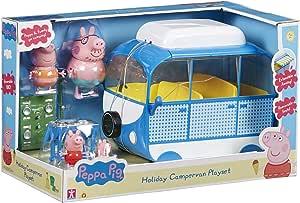 Peppa Pig PPH03001. La Auto Caravana de Vacaciones