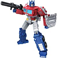Hasbro Transformers Toys Generations War for Cybertron: Kingdom Leader WFC-K11 Optimus Prime Action Figure