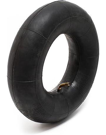 WilTec Cámara Tubo de Aire para segadora cortacésped TR87 13x5.00-6 válvula Angular