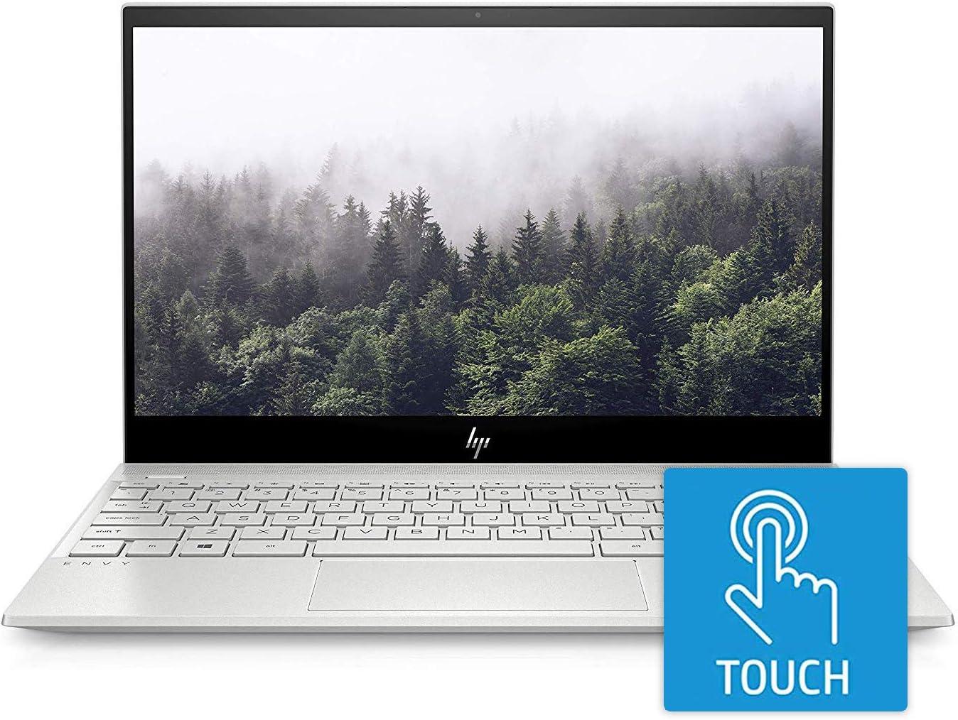 HP Envy 13.3 Inch 4K IPS Laptop Intel Quad Core i7 4.6 GHz, 16GB RAM, 1TB PCIe SSD, NVIDIA GeForce MX250