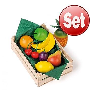 Erzi Erzi28101 - Peluche de frutas