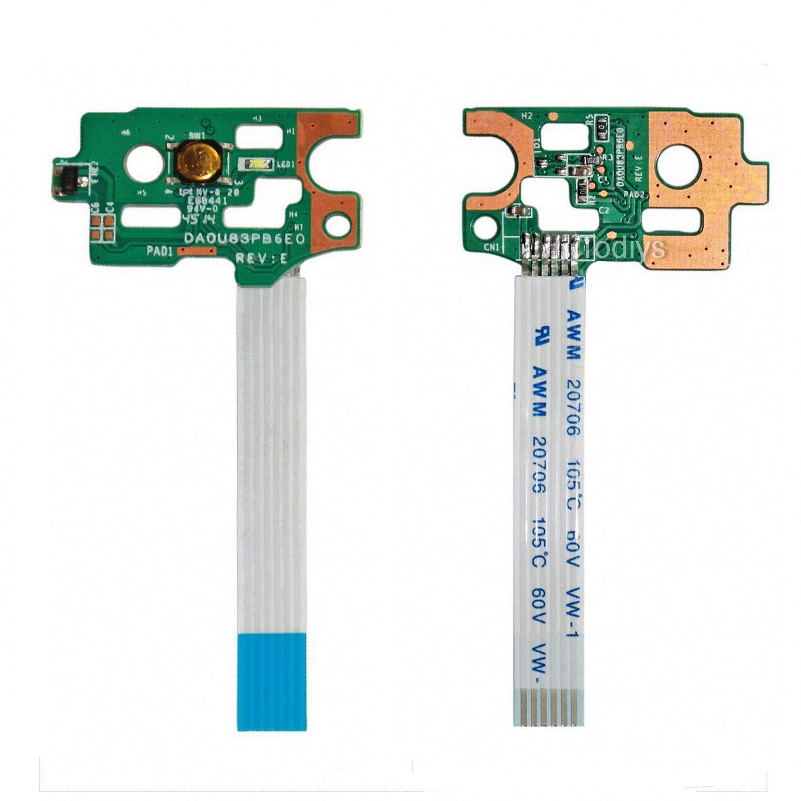 Boton encendido para HP 14-N 15-F Series 14-N014NR 14-N248CA