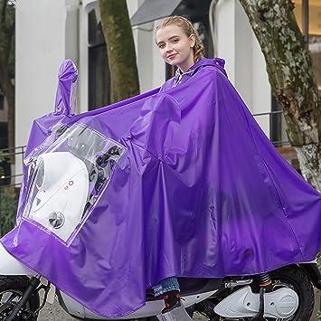 Eva Fahrrad Und Frauen Einzel Erwachsene Regenmantel Männer PZXkiOu