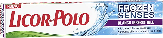 Licor del Polo - Dentífrico Frozen Senses Blanco&Lemon Fresh ...