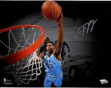Jaren Jackson Jr. Memphis Grizzlies Autographed 11 quot  x 14 quot   Spotlight Photograph - Fanatics 08a562a9c
