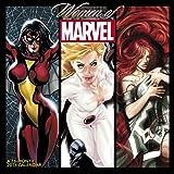 Women of Marvel - 2016 Calendar 12 x 12in